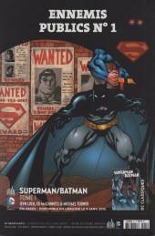 Verso de Superman Saga -25- Numéro 25