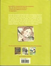 Verso de Quatre sœurs (Baur) -3- Bettina