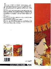 Verso de Le masque de fer (Cothias/Marc-Renier) -2- Qui vengera Barrabas?