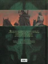 Verso de La chronique des Immortels -76- Le Coup de Grâce - Deuxième partie