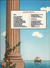 Verso de Alix -1b1984- Alix l'Intrépide
