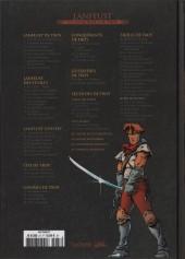 Verso de Lanfeust et les mondes de Troy - La collection (Hachette) -60- Trolls de Troy - Boules de poils (I)
