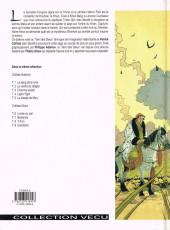 Verso de Le vent des Dieux -10- Le Gherkek