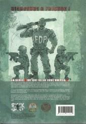 Verso de Friskoz Invaderz -2- Patrol Boyz Country