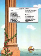 Verso de Alix -10a1981- Iorix le grand