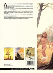 Verso de Les pionniers du Nouveau Monde -3a87- Le champ d'en-haut