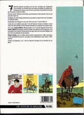 Verso de Les 7 Vies de l'Épervier -3a1987- L'Arbre de mai