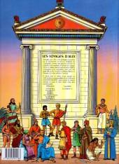Verso de Alix (Les Voyages d') -2a98- Rome (1)