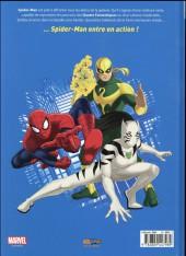 Verso de Ultimate Spider-Man (Panini Kids) -4- Tome 4