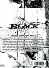 Verso de Kamen Teacher Black -3- Tome 3