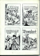 Verso de Kris le shériff -12- Le chasseur de rançons