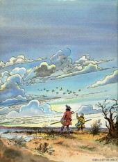 Verso de Les pionniers du Nouveau Monde -1a1985- Le Pilori