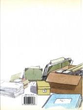 Verso de (AUT) Juillard -13- Pêle Mêle - Monographie