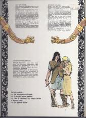 Verso de Thorgal -1a81- La Magicienne trahie