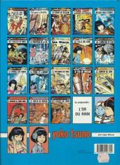 Verso de Yoko Tsuno -4b91- Aventures électroniques