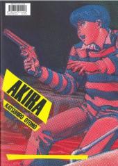 Verso de Akira (Glénat en N&B) -1a- Tetsuo