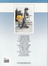 Verso de Cédric -11b2002- Cygne d'étang