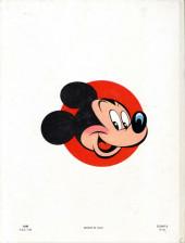 Verso de Mickey à travers les siècles -7- Mickey et le collier de la reine