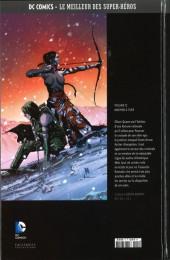 Verso de DC Comics - Le Meilleur des Super-Héros -12- Green Arrow - Machine à tuer