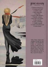 Verso de Jessica Blandy -6a1997- Au loin, la fille d'Ipanema...