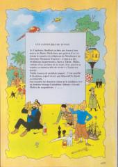 Verso de Tintin - Pastiches, parodies & pirates -24- Tintin et l'Alph-Art