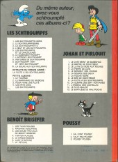 Verso de Benoît Brisefer -4b80- Tonton Placide