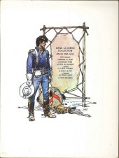 Verso de Blueberry -4a1971- Le cavalier perdu