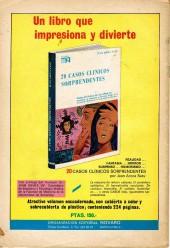 Verso de Superman (en espagnol) -888- Sospecha confirmada