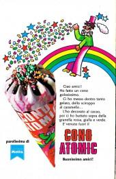Verso de L'uomo Ragno V1 (Editoriale Corno - 1970)  -191- Dilemma mortale