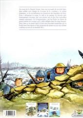 Verso de Les godillots -1a- Le plateau du croquemitaine