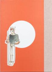 Verso de Broussaille -5TT- Un Faune sur l'épaule