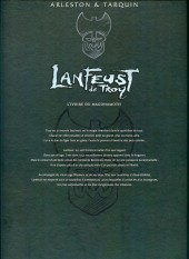 Verso de Lanfeust de Troy -1Cof05- L'ivoire du Magohamoth