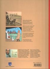 Verso de Tintin - Divers - Le rêve et la réalité - L'histoire de la création des aventures de Tintin