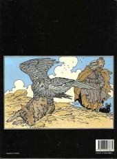 Verso de Les 7 Vies de l'Épervier -1a1984- La blanche morte