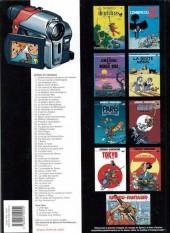 Verso de Spirou et Fantasio -3i09- Les Chapeaux noirs et 3 autres aventures de Spirou et Fantasio