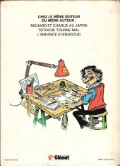 Verso de Corinne et Jeannot -4a81- Jeannot haime Corinne