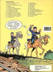 Verso de Les tuniques Bleues -5b1987- Les Déserteurs