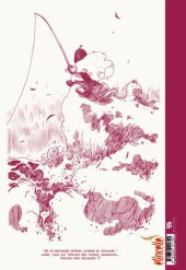 Verso de Anguille et Baldaquin - Tome 1