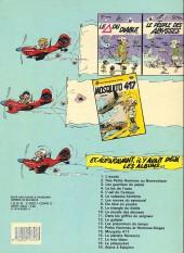 Verso de Les petits hommes -1a1986- L'exode