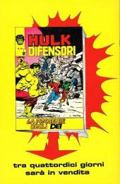 Verso de Hulk e i Difensori -21- Il Mostro e il Pazzo
