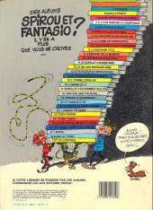 Verso de Spirou et Fantasio -11c85- Le gorille a bonne mine