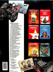 Verso de Spirou et Fantasio -5g93- Les voleurs du marsupilami