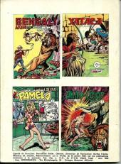 Verso de Capt'ain Swing! (1re série) -36- Le fer à cheval de la ventouse