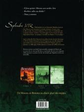 Verso de Bérézina -1- L'incendie