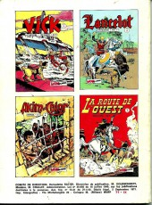 Verso de Yataca (Fils-du-Soleil) -39- La vrai police de la jungle