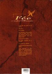Verso de Fée et tendres automates -3- Wolfgang Miyaké