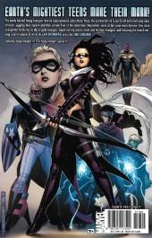 Verso de Young Avengers (2005) -INT02a- Family Matters