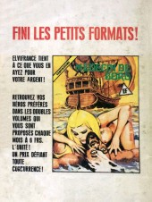 Verso de Satires (Elvifrance) -9- La cage aux Panaris