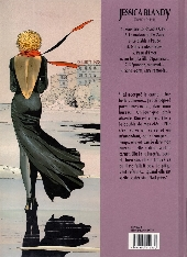 Verso de Jessica Blandy -8- Sans regret, sans remords...