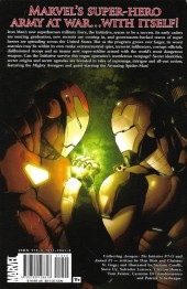 Verso de Avengers: The Initiative (2007) -INT02a- Killed in Action